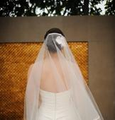 Used Off White Veil
