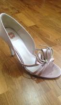 New With Tags/ Unaltered Champagne Shoes 5