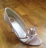 New With Tags/ Unaltered Champagne Shoes