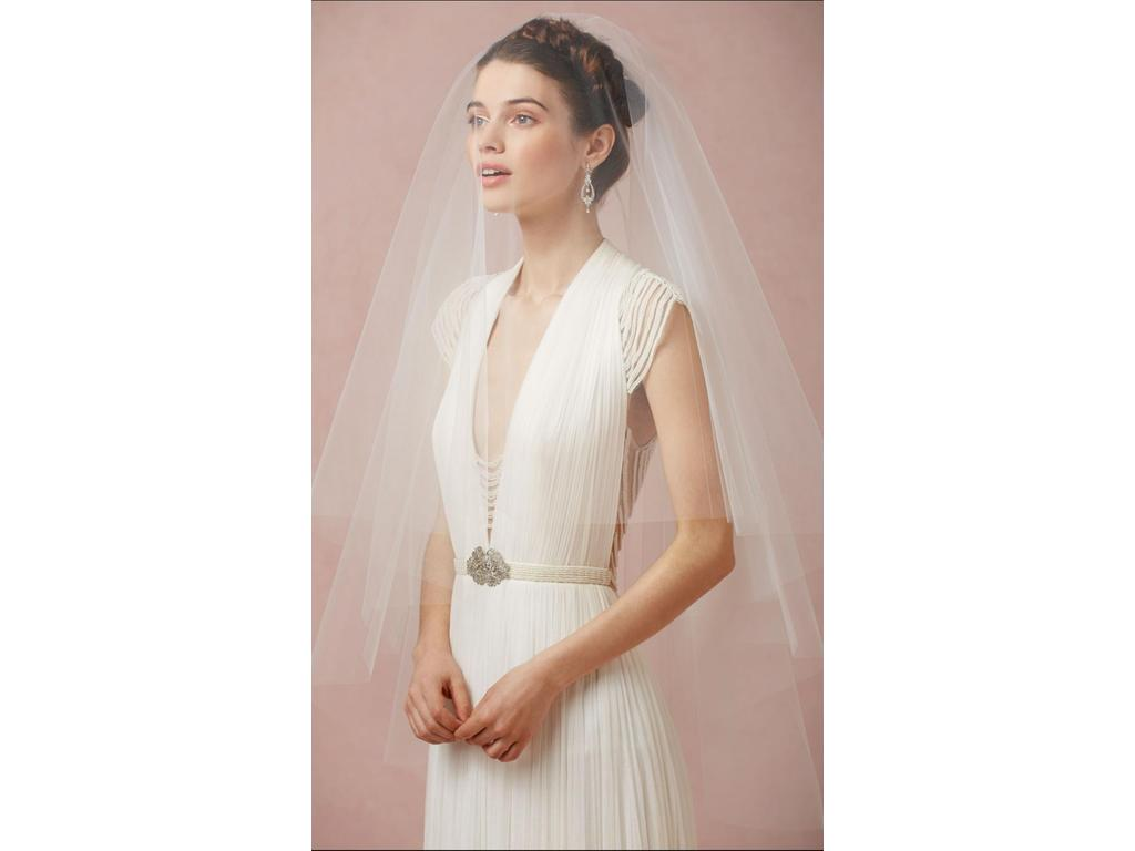 Used Bhldn Veil 95 Bridal Accessories New Albany