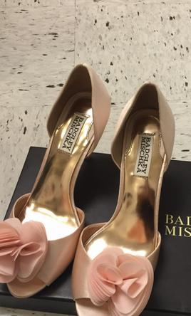 Champagne Shoes