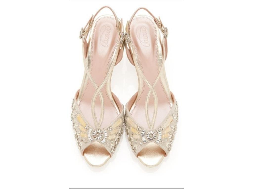 f256d346018 Pin it · New (Un-Altered) Ivory Shoes