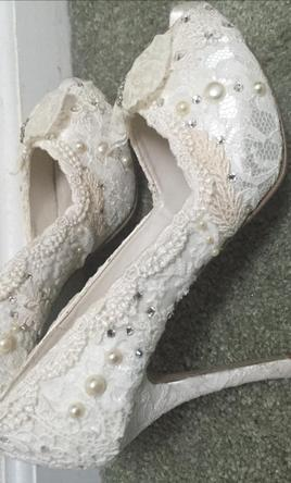 Ivory Shoes
