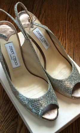 Jimmy Choo Shoes $350   Bridal Accessories