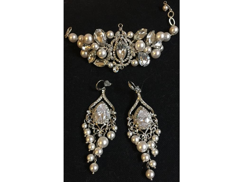 Used Wedding Dresses Under 100 Jewellery : Used earrings jewelry buy this accessory for a fraction of the salon