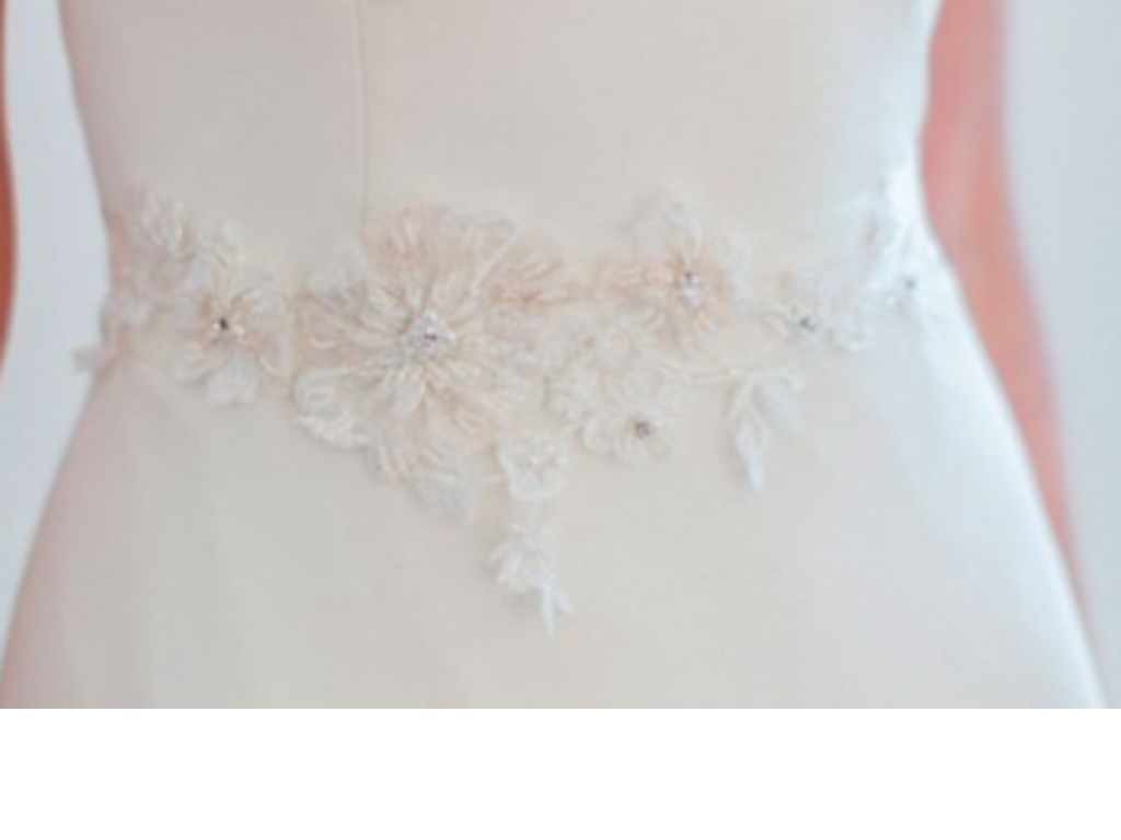 New Jenny Yoo Sash/Belt, $90 | Bridal Accessories | Andover