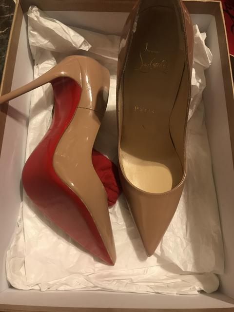 Used Christian Louboutin Shoes $575