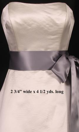 New With Tags/ Unaltered Sash/Belt 1
