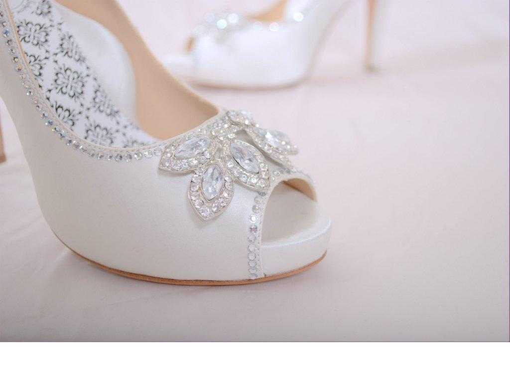 Sample Hey Lady Shoes Shoes, $40 | Bridal Accessories | Wheaton