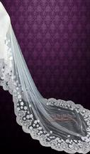 New With Tags/ Unaltered Ivory Veil 8