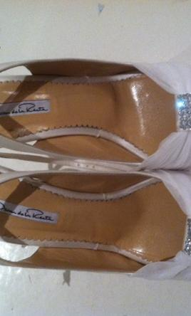 Sample Oscar De La Renta Shoes 350 Bridal Accessories