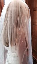 New With Tags/ Unaltered White Veil 3