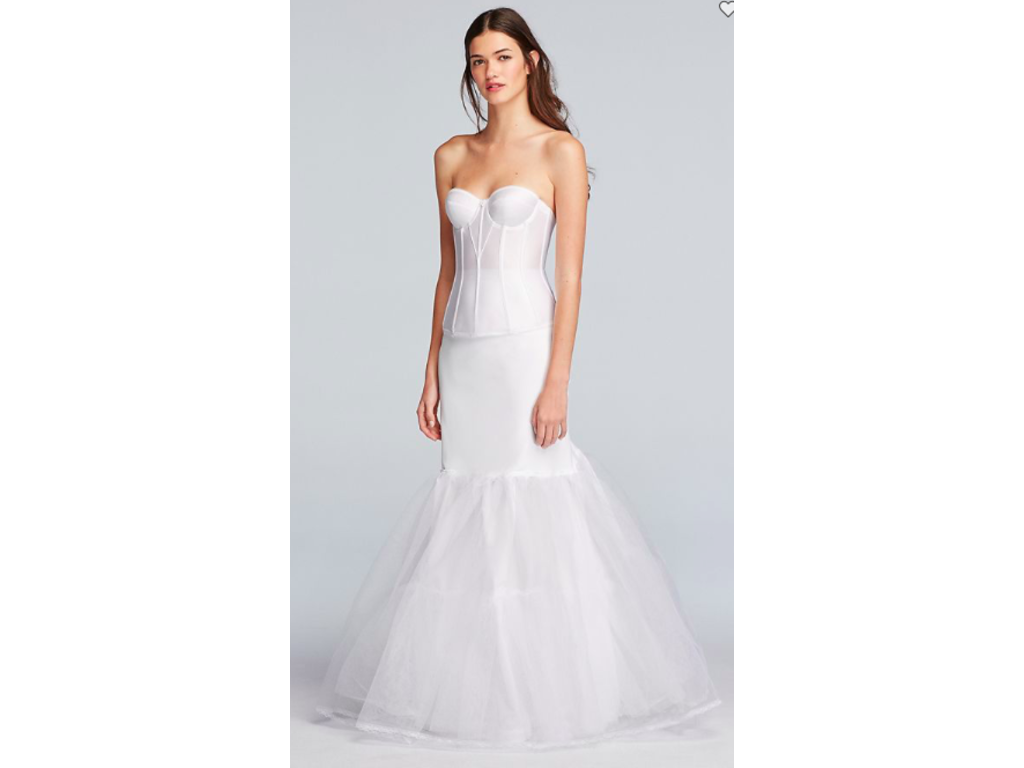 New David S Bridal Crinoline Slip 35 Bridal Accessories Longmont