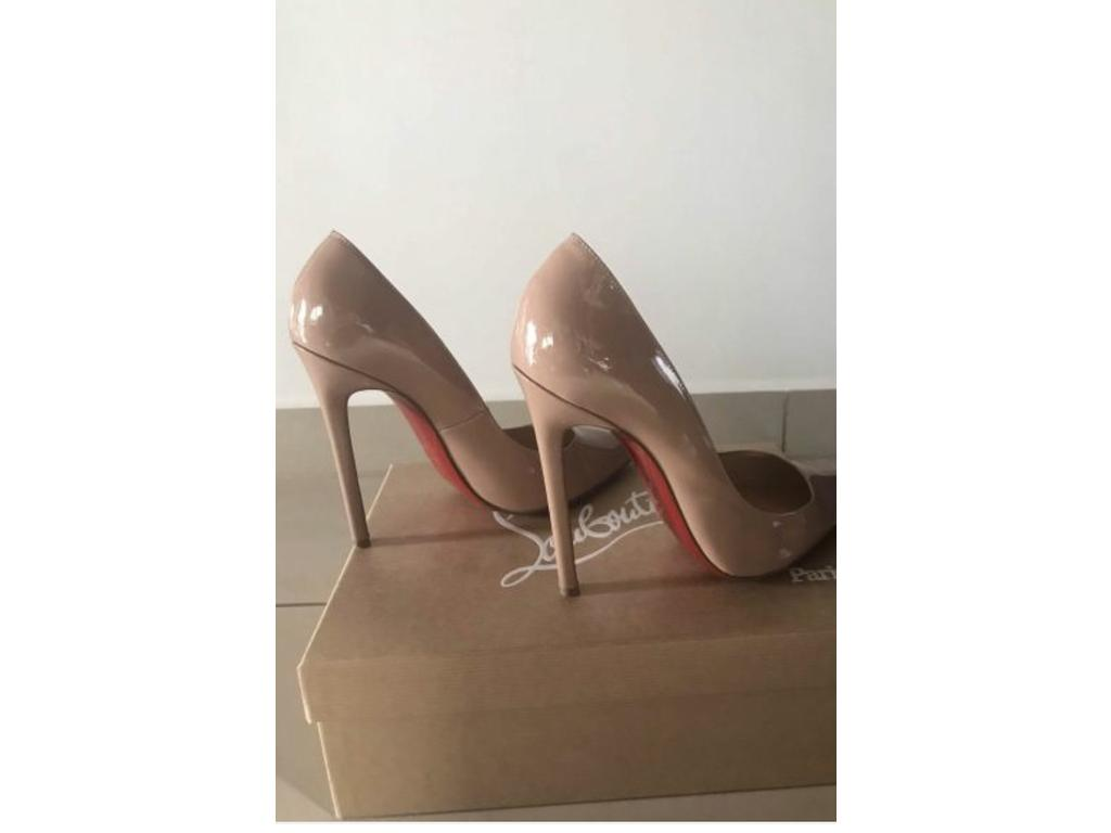 Used Twice Christian Louboutin Shoes 500 Bridal Accessories Athens