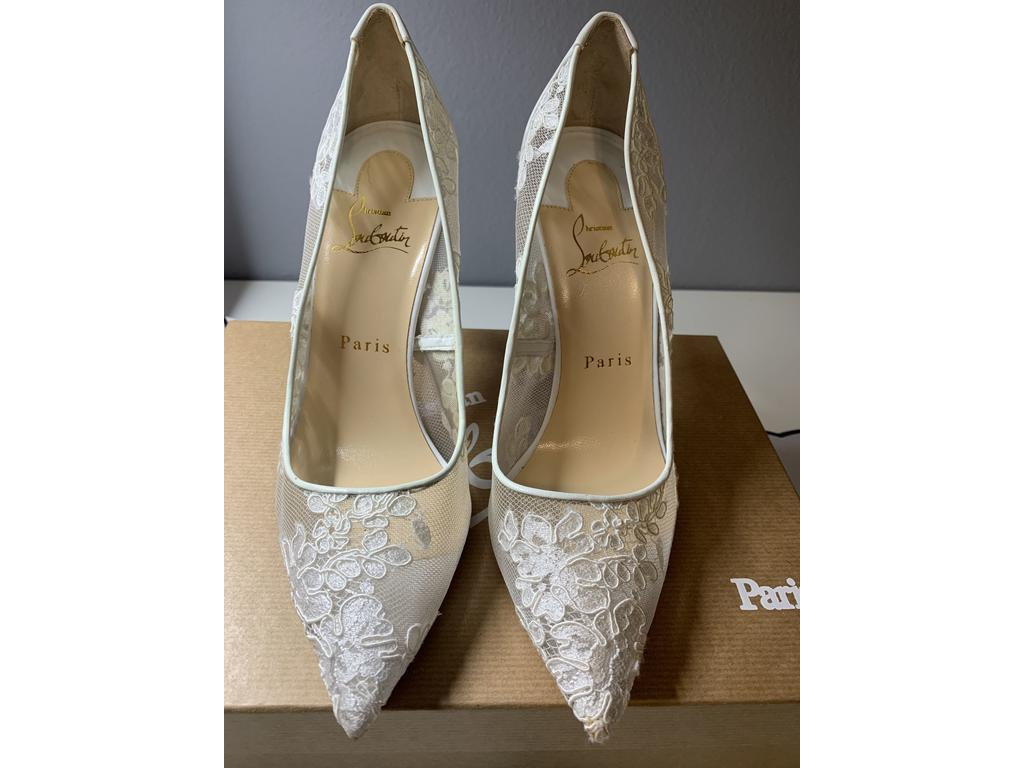 Used Christian Louboutin Shoes 18abc4fbe