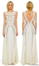 Other Mara Hoffman Lakshmi Embroidered Gown Bridal 2014 15