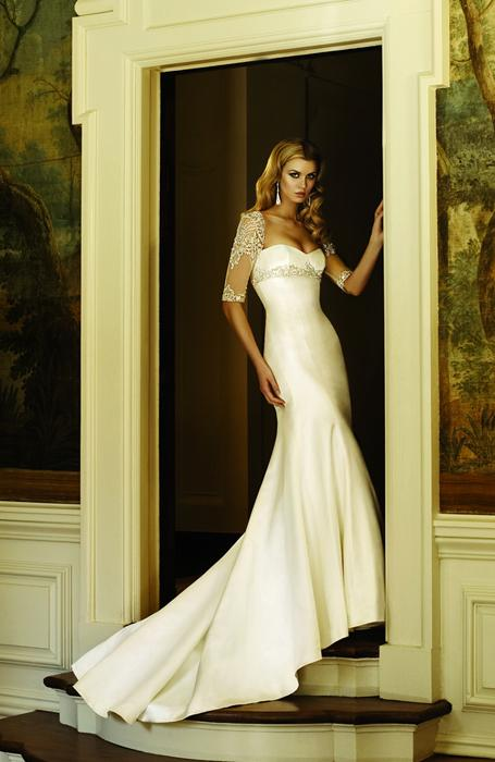 Outstanding Badgley Mischka Beaded Gown Picture Collection - Top ...