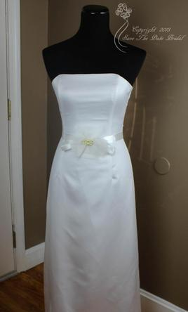 Jessica mcclintock 30 size 2 used wedding dresses pin it jessica mcclintock 2 junglespirit Image collections