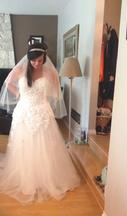 Other Sweetheart Lace Gown 13