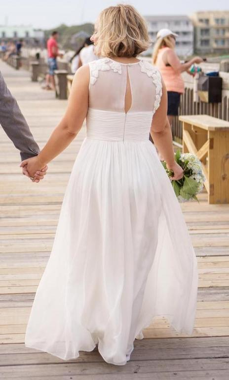 J. Crew Violette gown, $250 Size: 10   Used Wedding Dresses