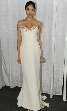 Nicole Miller $875 Size: 12 | New (Altered) Wedding Dresses