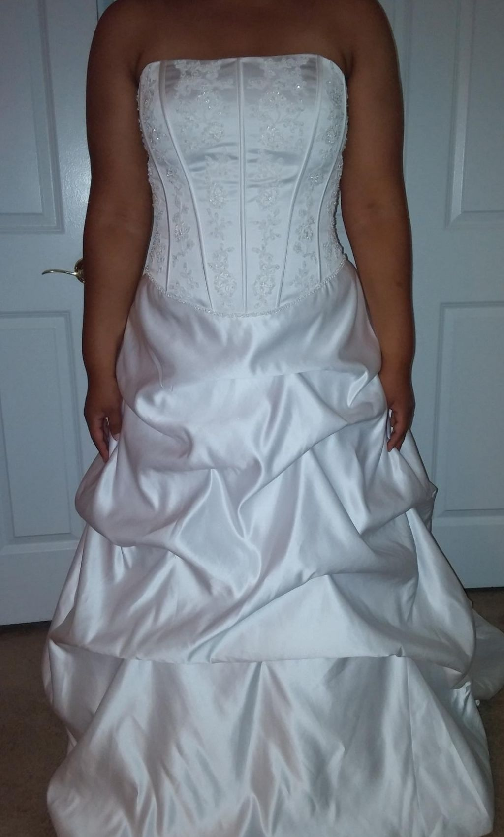 Perfect How Much Are Wedding Dress Alterations Festooning - All ...