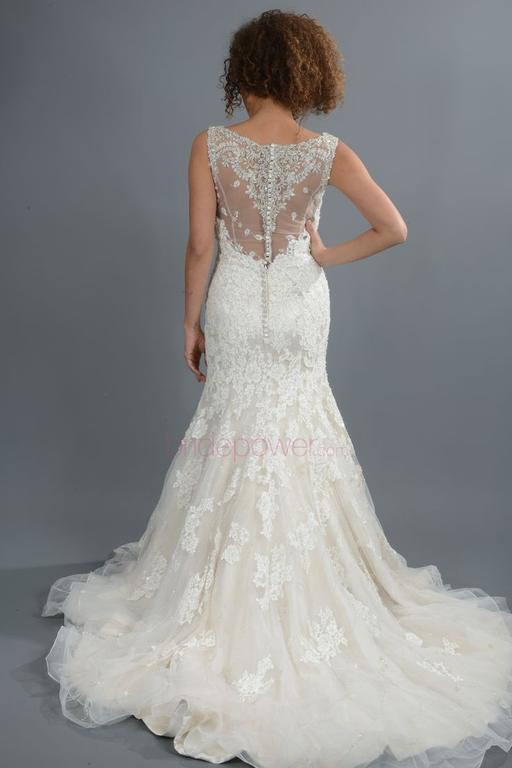 Allure Wedding Dresses Under 1000 : Allure bridals size used wedding dresses