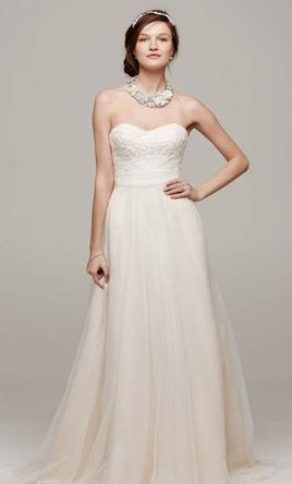 Pin It David S Bridal Wg3586 10