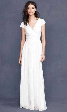 J crew mirabelle 385 size 16 new un altered for J crew daphne wedding dress