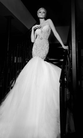Galia Lahav Patchouli The St-Tropez Cruise Collection