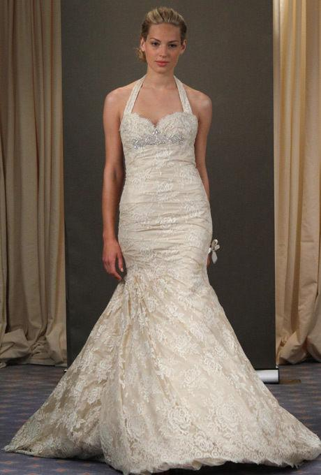 Ines di santo layla 4 050 size 4 new un altered for Ines di santo wedding dresses prices