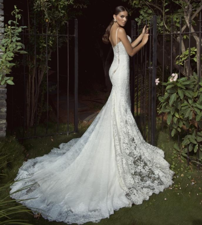 Wedding Dresses USD 7000 : Galia lahav amber size used wedding dresses