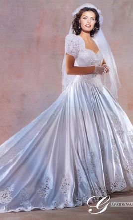 Private label by g 249 size 16 used wedding dresses for Private label wedding dresses