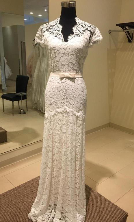 Temperley london amoret 2 500 size 12 sample wedding for Temperley london wedding dress sale