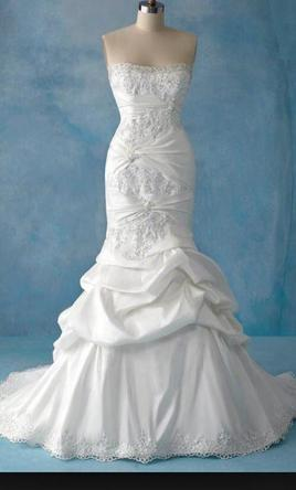 Alfred Angelo Wedding Dresses 2012