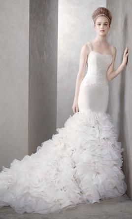 Vera Wang White Wedding Dresses For Sale | PreOwned Wedding Dresses