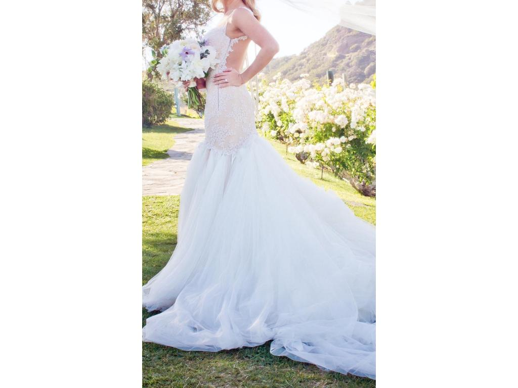 Wedding Dresses USD 7000 : Galia lahav patchouli size used wedding dresses
