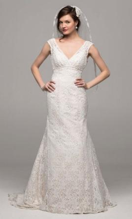 Pin It David S Bridal T9612 16