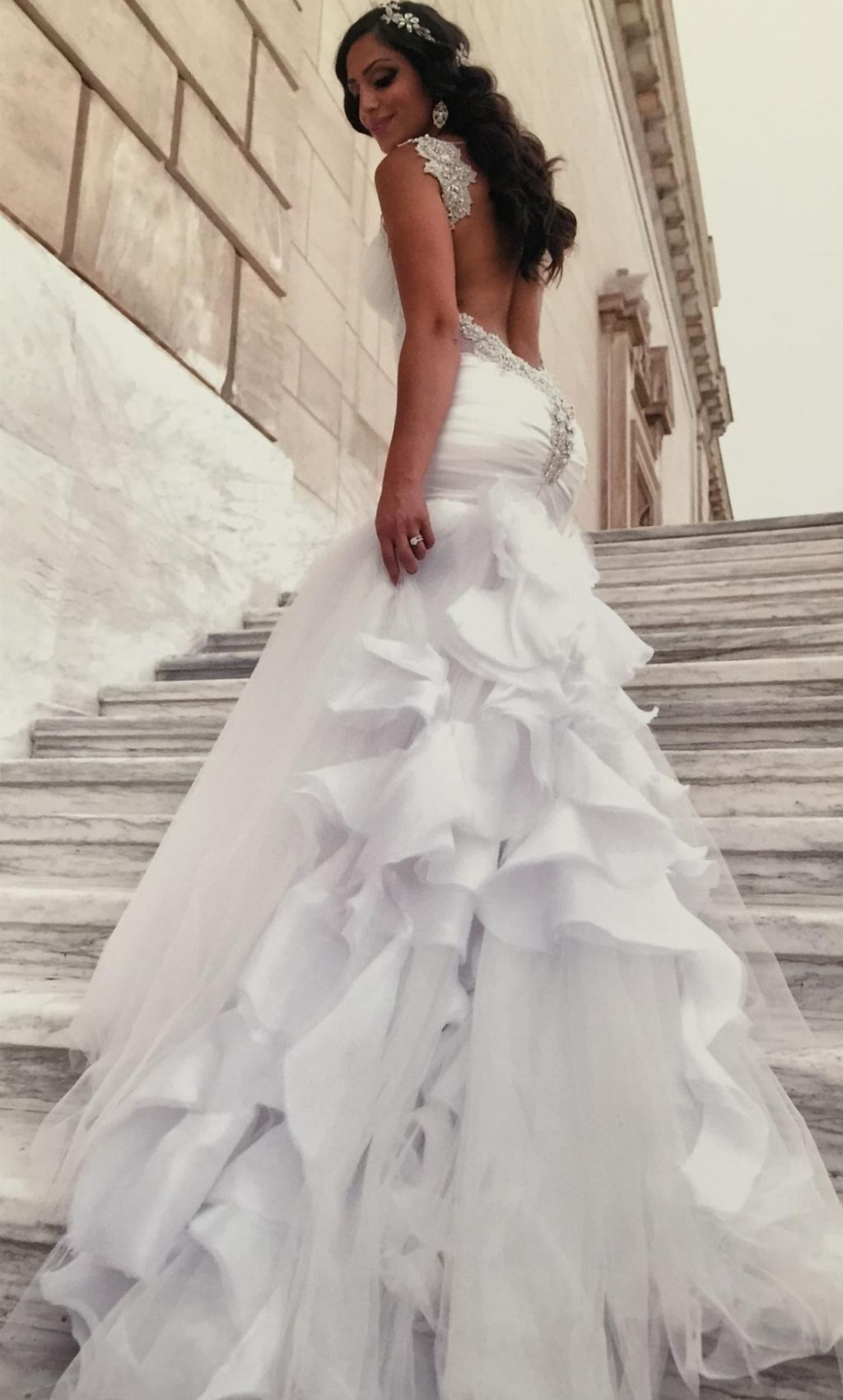 Inbal Dror $4,500 Size: 4 | Used Wedding Dresses
