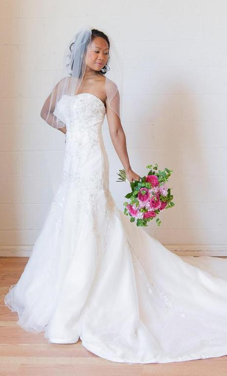 Allure Bridals For Rent 800 Size 4 Used Wedding Dresses