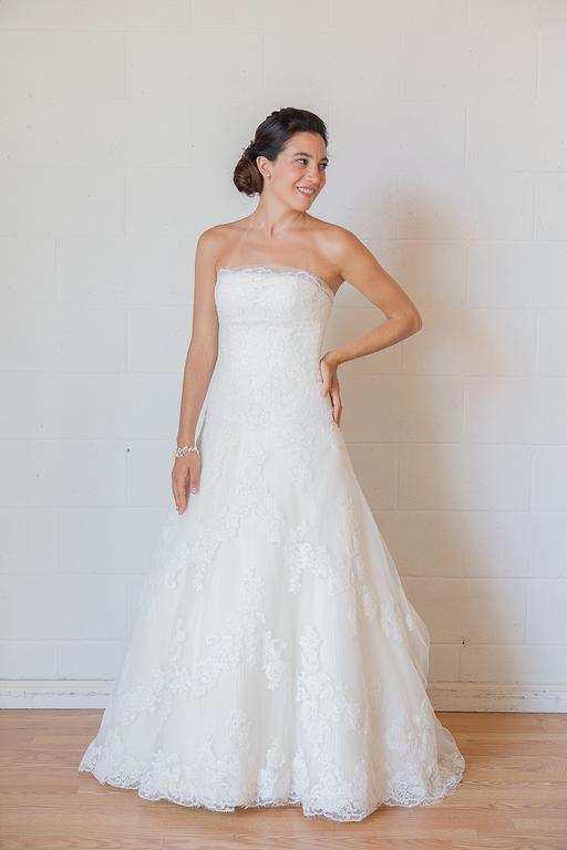 Pronovias danesa for rent 630 size 8 used wedding for Cost to rent wedding dress in jamaica