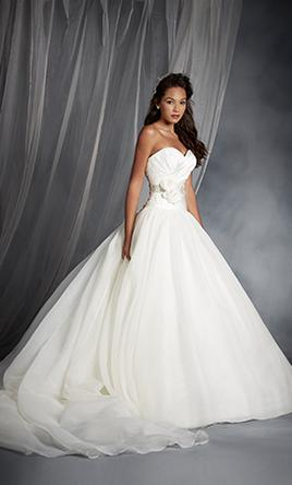 Alfred Angelo Disney S Snow White 250 600 Size 8 New Un Altered Wedding Dresses
