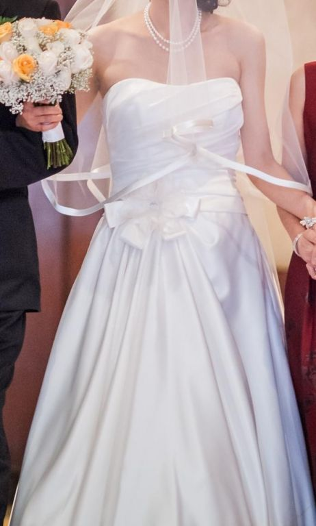 Mikaella 1605 799 size 10 used wedding dresses for 901 salon prices