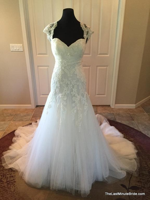pronovias lany wedding dress currently for sale at 44 off retail