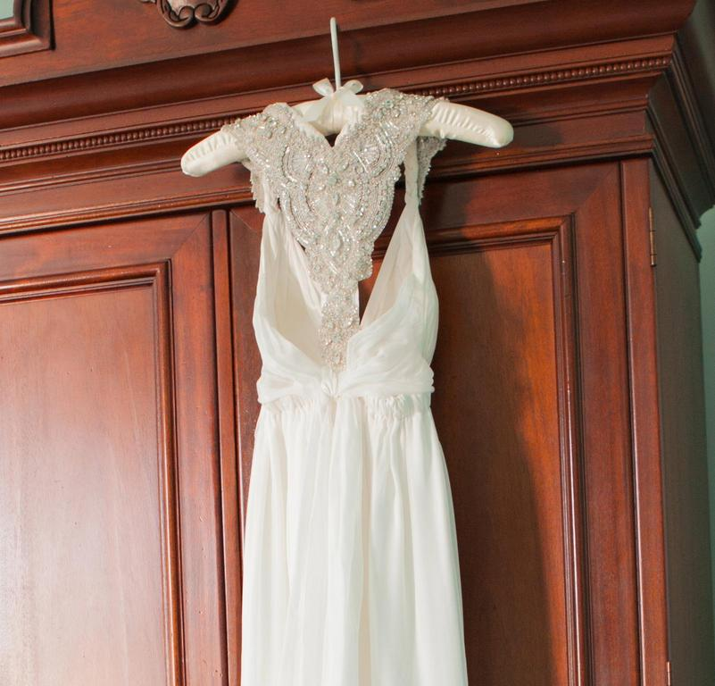 Anna Campbell Wedding Gowns: Anna Campbell Elizabeth, $500 Size: 6