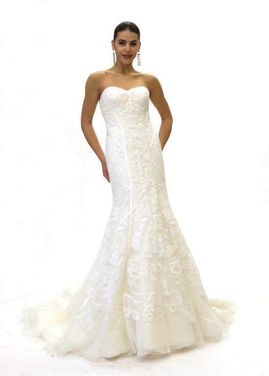 Zac posen truly zp341419 600 size 6 used wedding dresses for Zac posen wedding dresses sale