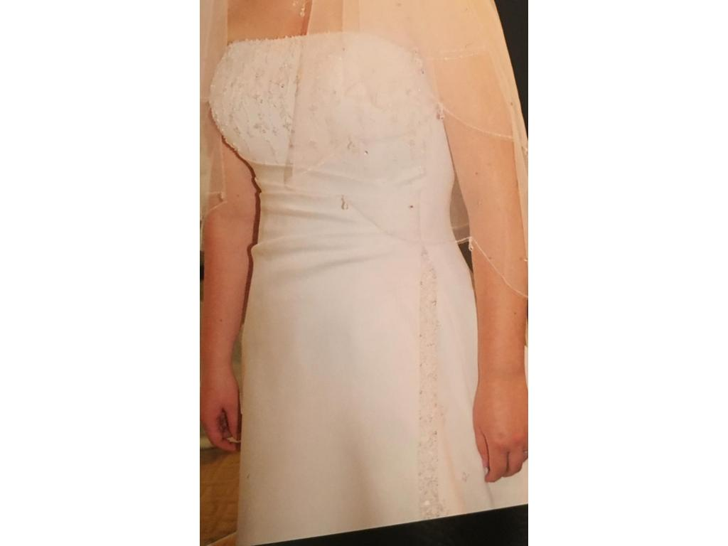 Maggie sottero haute couture 300 size 12 used wedding for Haute couture cost