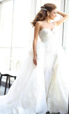 Zuhair murad couture 12 000 size 6 used wedding dresses for Zuhair murad wedding dress prices
