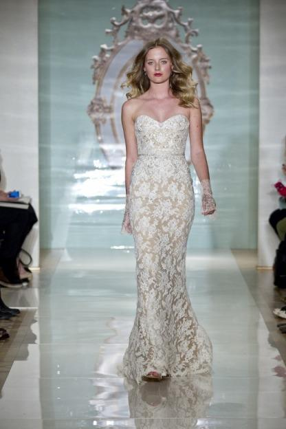 Reem Acra In Style Girl , $3,950 Size: 00 | Used Wedding Dresses