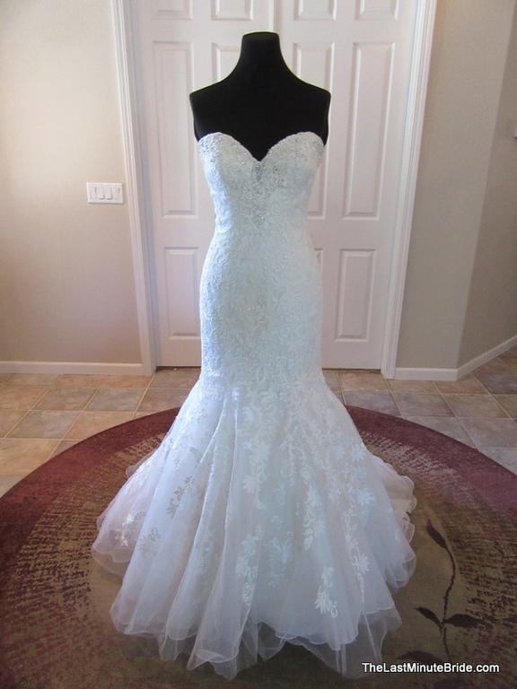 Private Label By G Kenneth Winston 1564 979 Size 8 New Un Altered Wedding Dresses